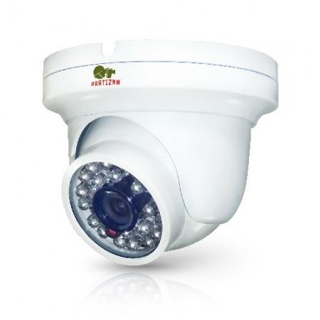 IP-видеокамера купольная Partizan  IPD-2SP-IR Cloud v2.6
