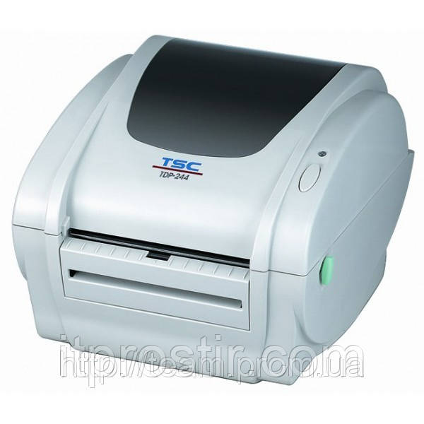 Настільний принтер етикеток TSC TDP-244, фото 1