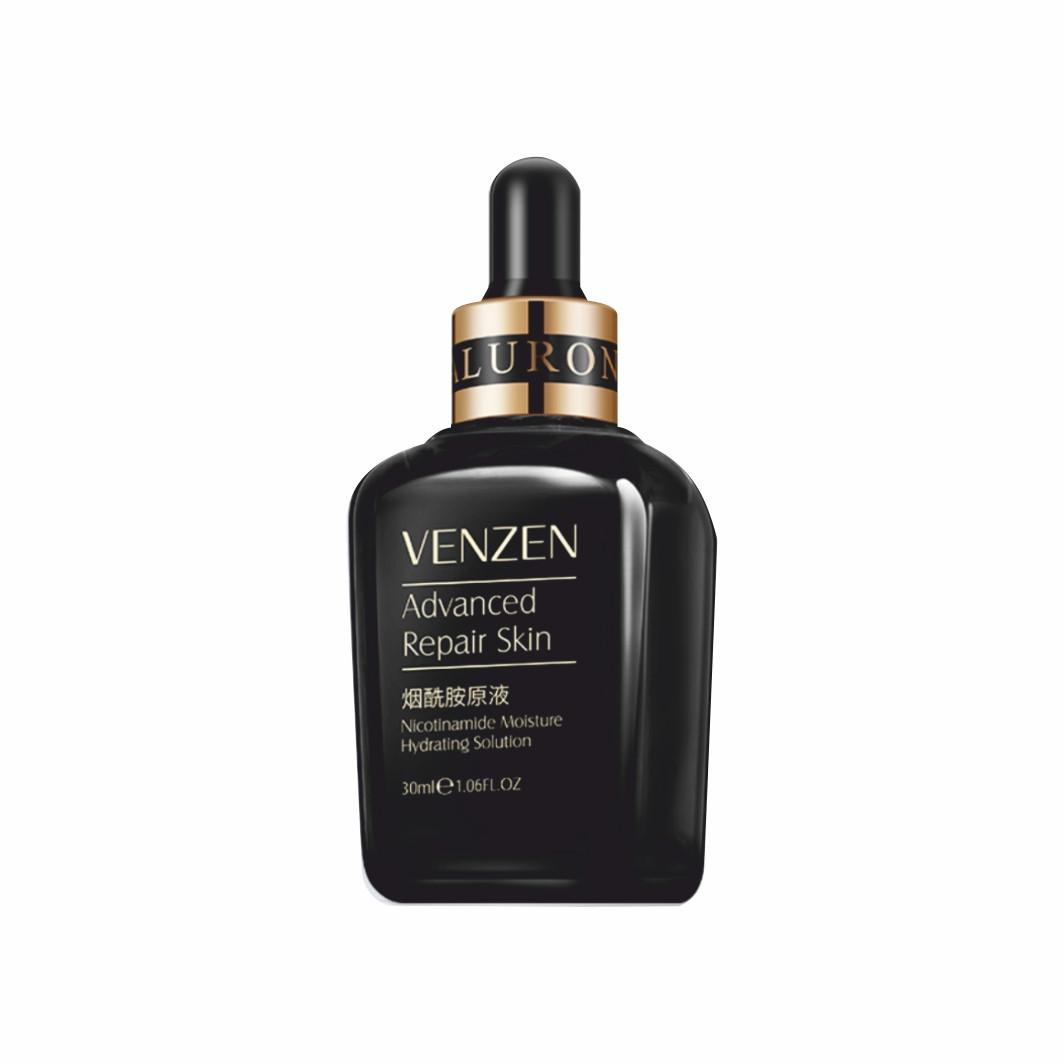 Сироватка зволожувальна та вирівнююча Venzen Nicotinamide Advanced Repair Skin