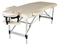Складной Массажный стол алюминиевый двух сегментный MOL