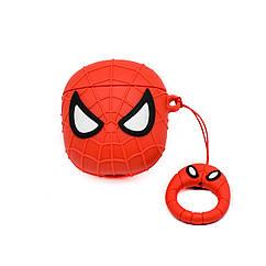 Чехлы для Airpods Spider Man