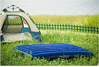 Матрас двухместный надувной Intex арт. 68755. Матрас отлично подходит для отдыха на природе, моря, дома, фото 3