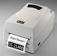 Настільний принтер етикеток Argox OS 2140DT, фото 1
