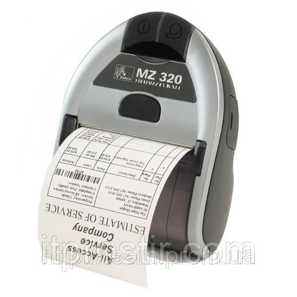 Мобільні принтери етикеток