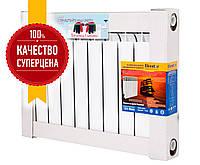 Алюминиевый радиатор 500/85 10 секций Ekvator