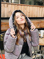 Куртка женская стильная, 2 расцветки