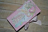 """Мамины и папины сокровища """"Маленькая принцесс""""  для девочки, фото 1"""