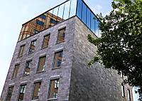 Фасады из полимербетона