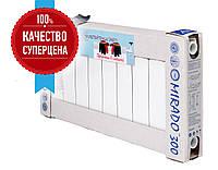 Алюминиевый радиатор 10 секц 300/85 Mirado