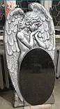 Элитный детский памятник с ангелом №514, фото 2