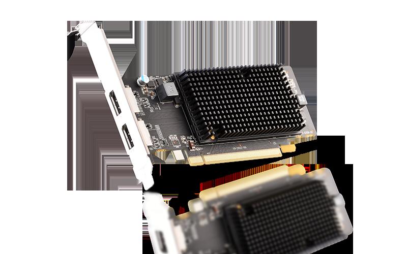 Видеокарта, Sapphire GPRO 2200, 2 Гб, GDDR3