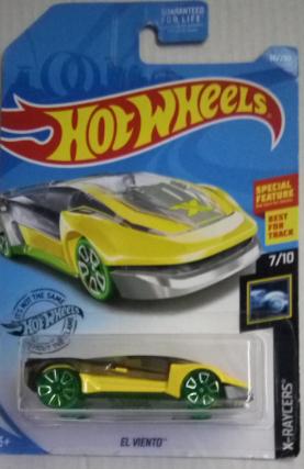 Машинка Hot Wheels 2019 Flash Drive