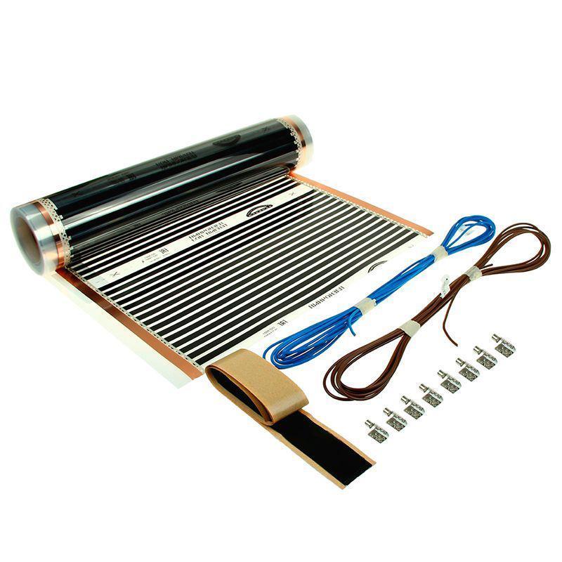 Готовый комплект пленочного теплого пола 4 кв.м. (880 Вт)