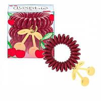 Резинка-браслет для волос Beauty Brands Invisibobble ORIGINAL Cherry Cherry Lady