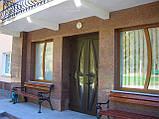 Облицовка фасадов и цоколей, фото 7