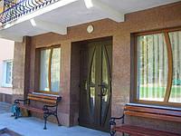 Облицовка фасадов и цоколей