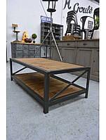 """Кофейний стіл """"IronImage"""" Лофт"""