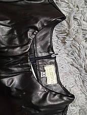 Платье женское эко кожа, фото 3