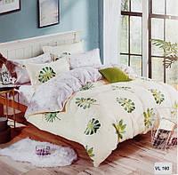 Комплект постельного белья микровелюр Vie Nouvelle Velour 200х220  VL160 Евро, фото 1