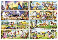 Пазлы Любимые сказки 105 деталей Castorland Puzzle Китай