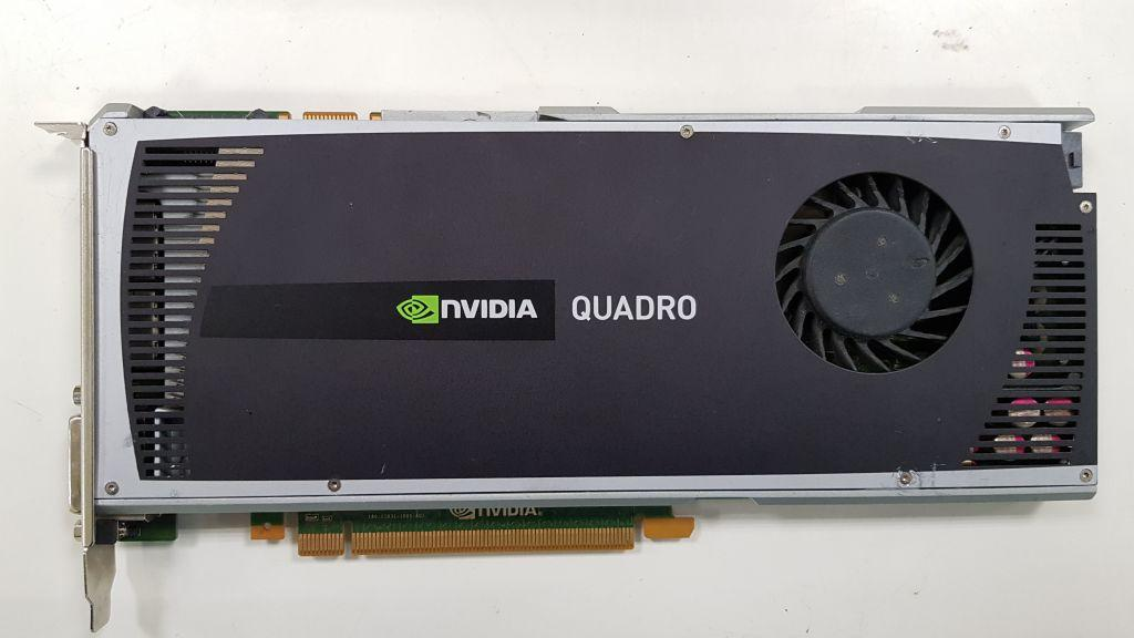 Видеокарта, NVIDIA Quadro 4000, 2 Гб, GDDR5