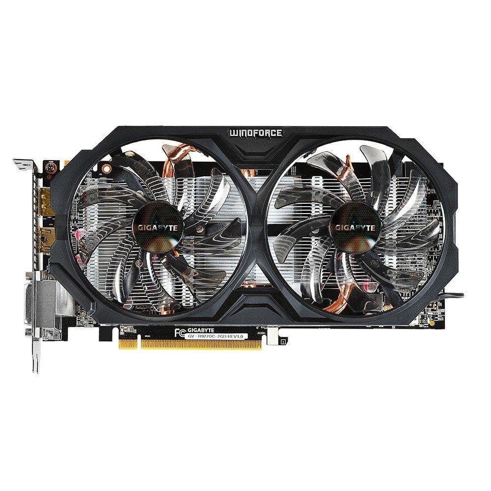 Видеокарта, Radeon R9 270, 2 Гб, GDDR5