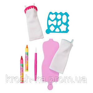 Набор одежды для Барби на планшете Стиль Акварель Китай 52