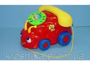 Каталка детская Пчёлка-телефон Китай 715