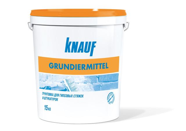 Грунтовка Knauf