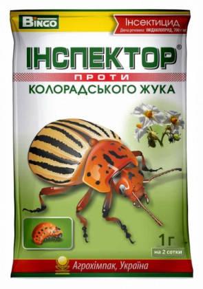 Инспектор - инсектицид против колорадского жука, 1 г, фото 2