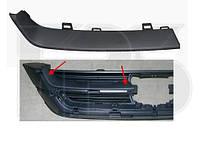 Решетка радиатора HONDA CRV 10-12 накладка решетки верх. правая (FPS). 71124SXSA11