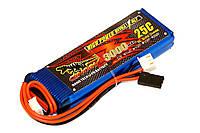 Аккумулятор Dinogy Li-Pol 3000mAh 7.4V 2S 14x29x92 для FrSky X9D+