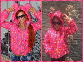 Стильная демисезонная куртка для мамы и дочки 3 цвета