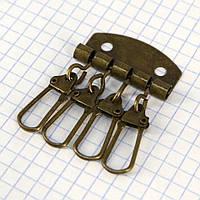 Ключница на 4 ключа антик a5809 (20 шт.)