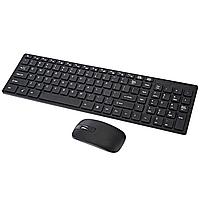 Беспроводная клавиатура с мышкой K06, фото 1
