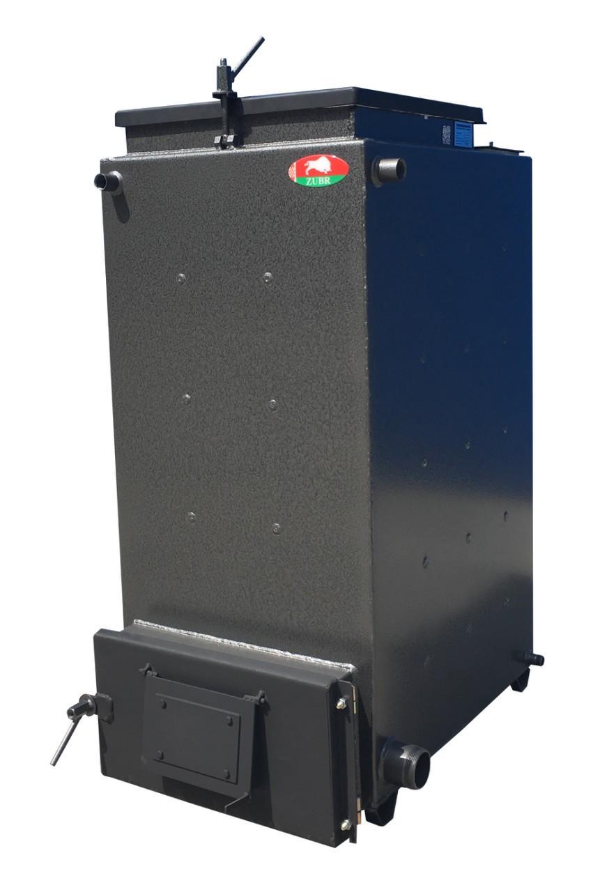 Шахтный котел холмова Zubr 12 кВт