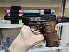 Пневматический пистолет Umarex Walther P38, фото 3
