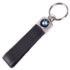 Брелок кожаный длинный BMW (кожа длинный)