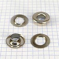 Люверс 10 мм никель a3826 (500 шт.)
