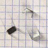 Ограничитель для спиральной молнии Т5 нижний (упаковка 50гр примерно 360 штук) a6108, фото 3