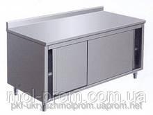 Технологические столы, полки, шкафы и тд. из нежавеющей стали