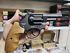 Револьвер под патрон Флобера Латэк Сафари РФ-431М (Бук), фото 3