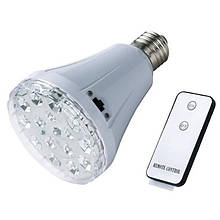Лампа светодиодная энергосберегающая с аккумулятором 1895L Yajia