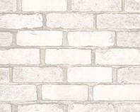 Обои Виниловые на бумажной основе 05м Славянские обои 552206 Кирпич 0,53м X 10,05м Бежевый 4824033171256