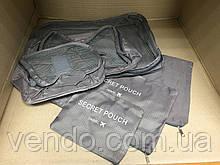 Набор рганайзеров для вещей Secret Pouch / серый