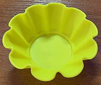 Силиконовая форма 8 см / 3 см для кекса