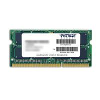Оперативная память Patriot SO-DIMM DDR3 4GB 1600MHz (PSD34G16002S)