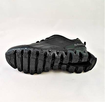 Кроссовки Reebok Zignano Чёрные Мужские Рибок (размеры: 41) Видео Обзор, фото 3