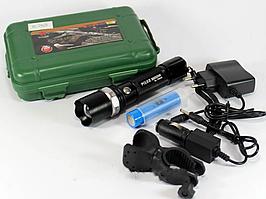 Фонарик Police USB BT-T8628 полный набор в кейсе