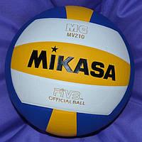 Мяч волейбольный Mikasa MV210 (реплика)